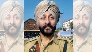 Davinder Singh brought to Jammu by NIA
