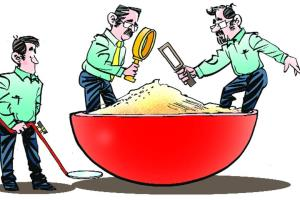 Food Safety team tightens noose on violators, cha...