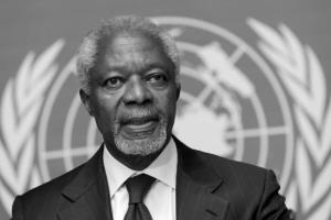 Former UN chief Kofi Annan has died: foundation