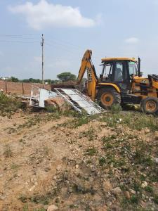Anti-Encroachment drive: 90-Kanal prime land retr...