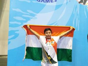 Indian boxers claim four silver medals at Nation