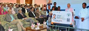 Chief Secretary attends televised launch of 'Ayus...
