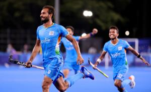 India beat Great Britain 3-1, enter semis of Olym...