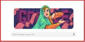 Google celebrates quintessential Madhubala