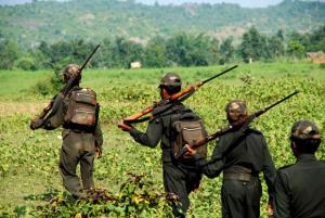 14 Naxals killed in encounter in Gadchiroli