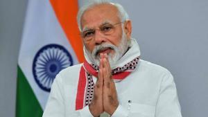 PM Modi pays tributes to Rajendra Prasad