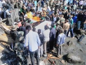 India summons Pakistani envoy over death of three...