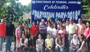 Tourism Department organizes one day hiking camp ...