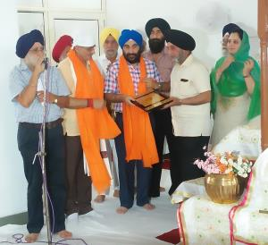 Shaheedi Divas of Guru Arjan Dev Ji observed