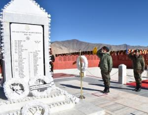 Heroes of Rezang La battle remembered