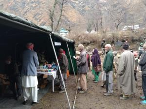 Indian Army organises free medical camp in Poonch