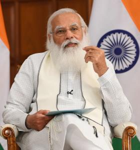 PM Modi holds marathon meeting with top bureaucra...