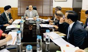 Dr Jitendra Singh announces cabinet decision allo...