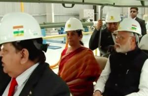 PM inaugurates L&T