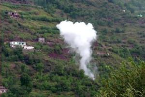 Pak violates ceasefire in Poonch district