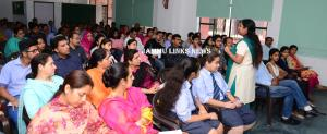 Heritage school organises career counselling semi...