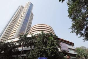 Sensex, Nifty turn choppy; metal stocks fall