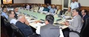 Advisor Kumar chairs 13th Standing Committee meet...