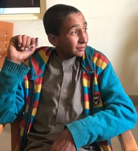 Boy from PoK held in Poonch