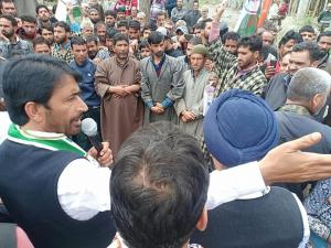 Kashmir will teach PDP lesson for its wrong doing...