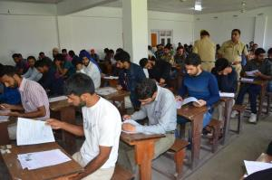 15,425 candidates appeared in written test for po...
