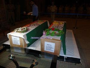 Kin of police personnel martyred in line of duty ...