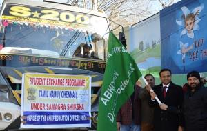 DDC Doda sends off students for educational tour
