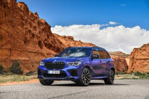 BMW X5 M Competition SUV launched in India