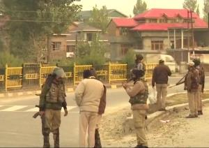 Two Terrorists Neutralised in Encounter at Soothu...