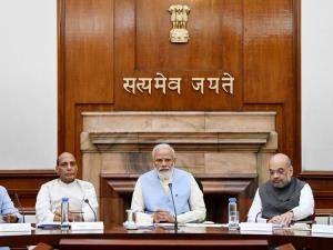 Union Cabinet to meet today after Trump