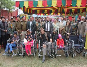 Artificial limb, mobility equipment distribution ...
