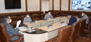 Covid 19: Advisor Baseer Khan directs for conduct...