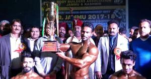 Javed Bhatti emerges champion of champions