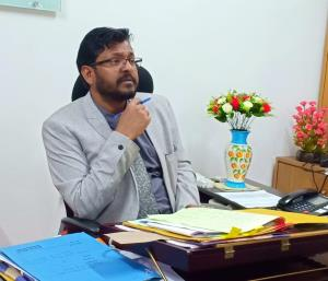 Sahu posted as Commissioner Secretary