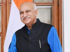 #MeToo: MJ Akbar resigns from government