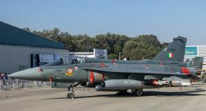 IAF to operationalise second Tejas squadron on We...