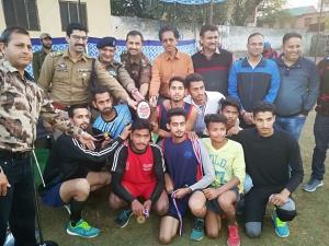 Police sports meet concludes