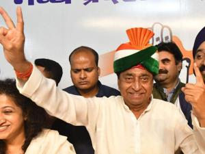 Kamal Nath to take oath as CM of Madhya Pradesh o...