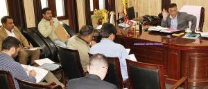 DDC Ramban discusses issues confronting national ...