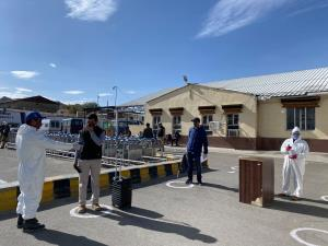 Domestic flight operations resume in Leh