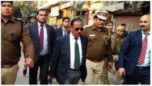 Doval visits violence-hit areas, assures security...