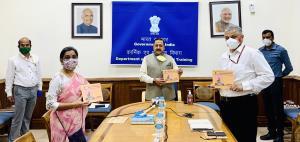 Dr Jitendra Singh releases Modi Govt 2.0 Book on ...