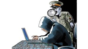 3.17 lakhs cyber crimes in India in just 18 month...