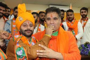 BJP will form next Govt in J&K: Raina