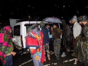 Army rescues 41 civilians stranded due to heavy r...