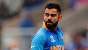 Virat Kohli becomes fastest cricketer to score 12...