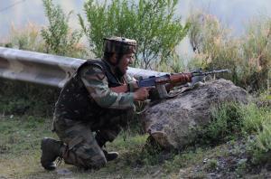 Pak violates ceasefire in J&K