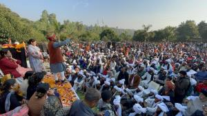 Lal Singh asks people to get ready for historic a...