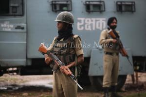 Security intensified in Jammu ahead of I-Day, qui...