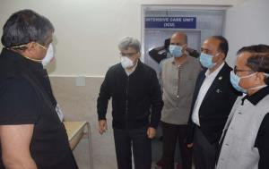 Government ropes in private hospitals, nursing ho...